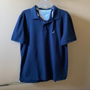 Nautica Shirts - 💥3/$15 Nautica Navy Polo Shirt